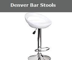 Bar stools glass dining tables dining chairs - Barstools denver ...