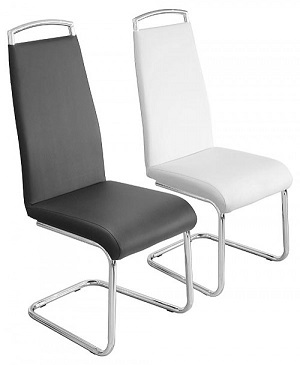 Handleback Dining Chairs - Click on image to enlarge