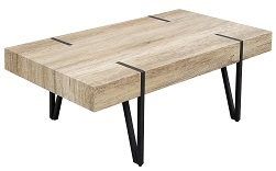 Wood Effect Coffee Table