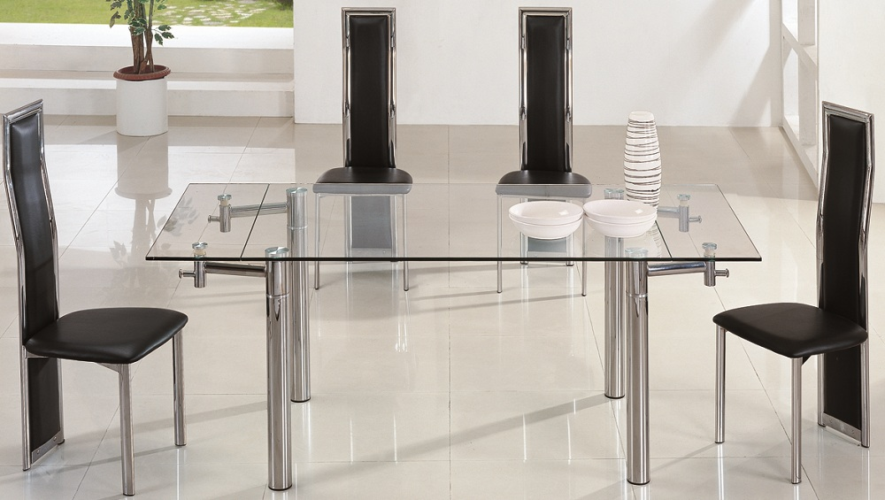 Dining table java glass dining table Glass dining table