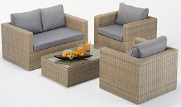 Rural Small Sofa Set