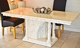 Bellagio Macton Stone Dining Table