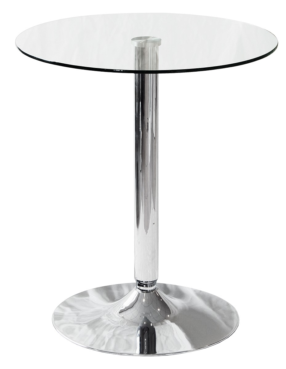 Bistro Glass Dining Tables Round Glass Bistro Table  : clearglassbistrotable from www.glassdiningfurniture.co.uk size 774 x 1000 jpeg 72kB