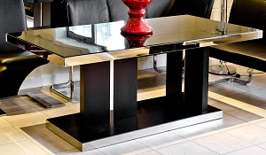 Twilight Glass Dining Table